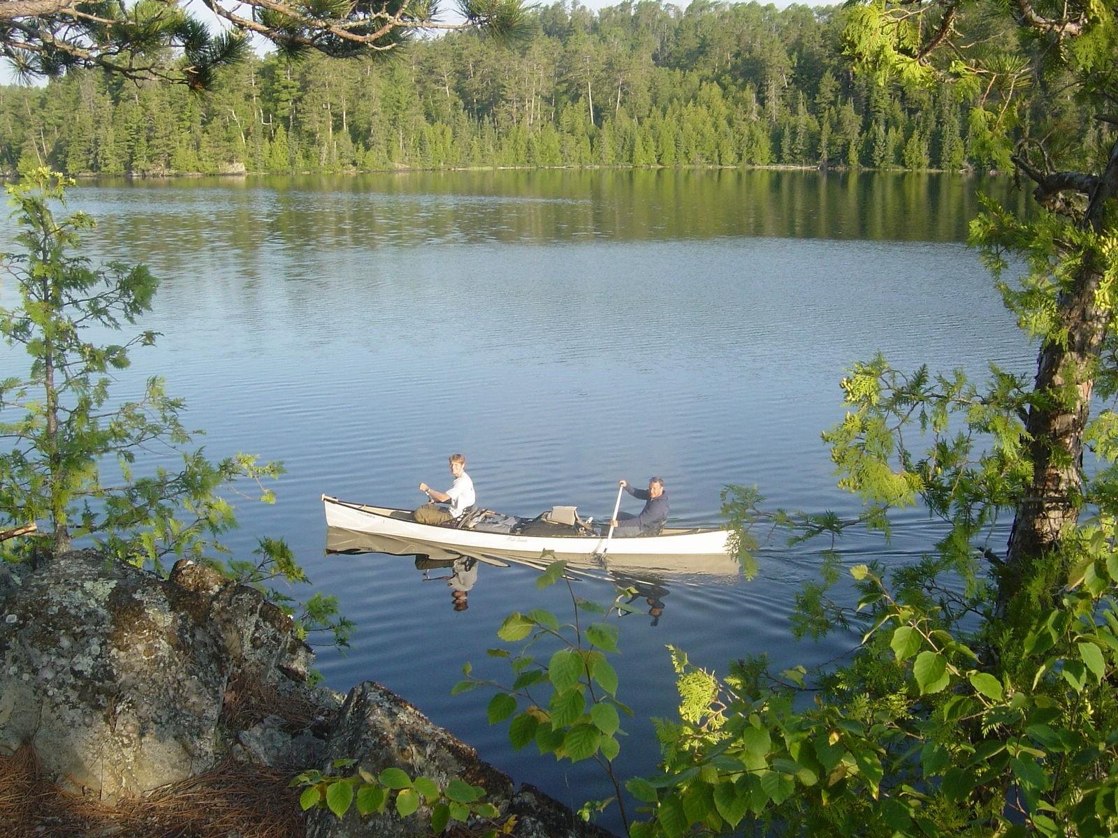 Spirit Of The Wilderness: 7 day/6 night BWCA Canoe Trip