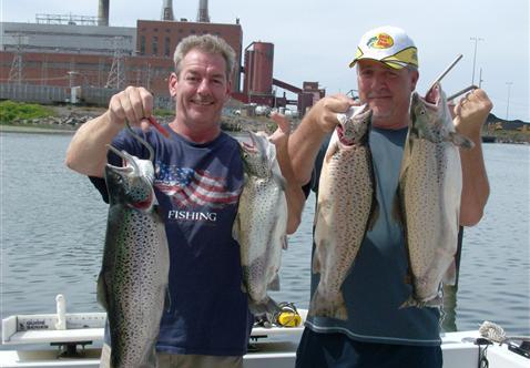 Hooked Up Sportfishing New York: HALF DAY CHARTER