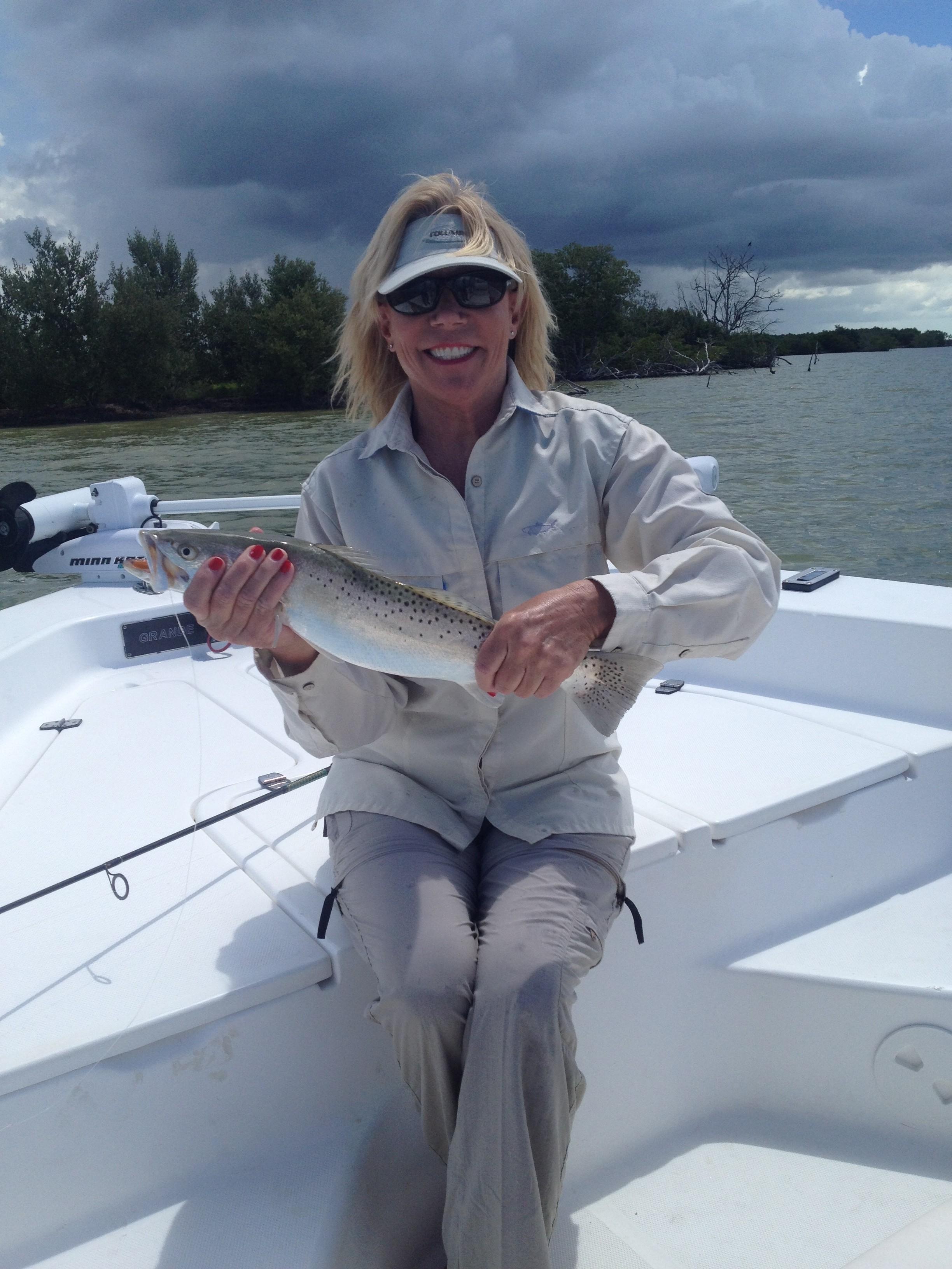 Fin Hunter Charters: 3/4 Day Fishing Trip
