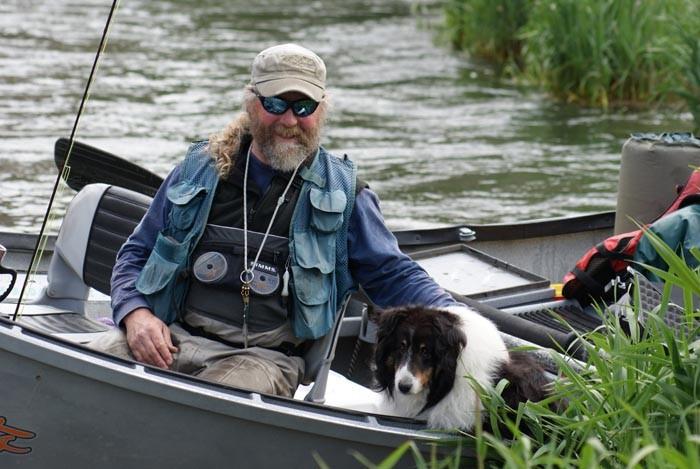 Hawkeyes Guide Service: Drift Boat Trips