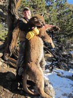 Loco Mountain Outfitters: Cougar Hunts