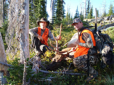 Swan Mountain Outfitters: Elk and Deer Combo