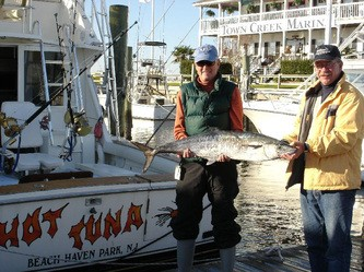 Hot Tuna Charters: Inshore Bottom Fishing