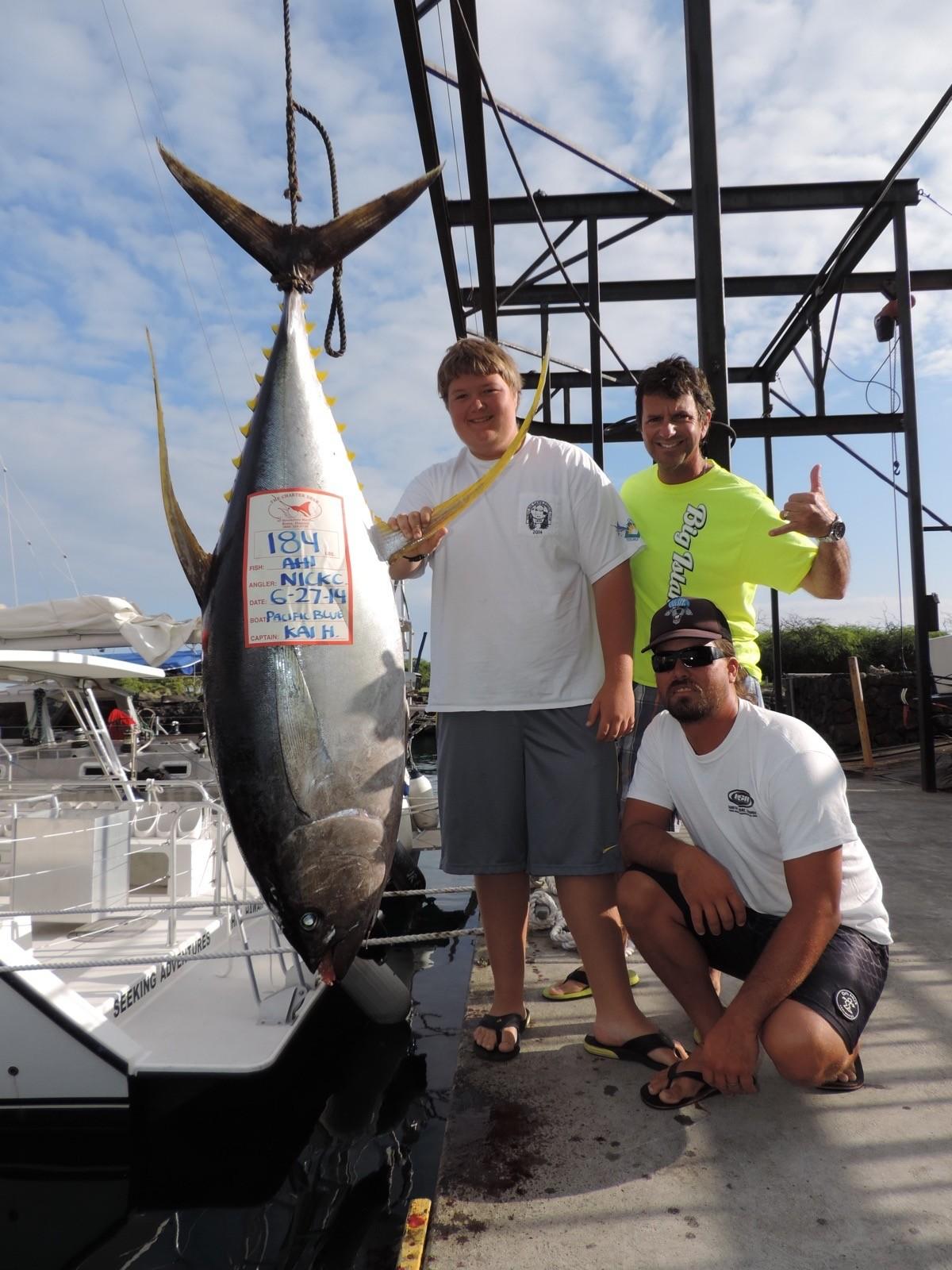 Waiopai Sport Fishing Charters: Full Day Trip