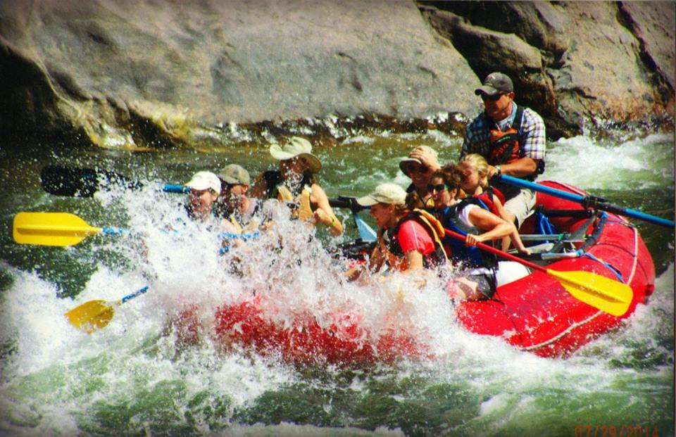 Rawhide Outfitters: White Water Rafting