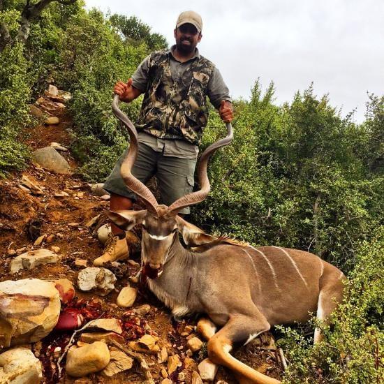 Tootabi Hunting Safaris: 11 Nights, 10 Days Hunting, 7 Animals, All inclusive.