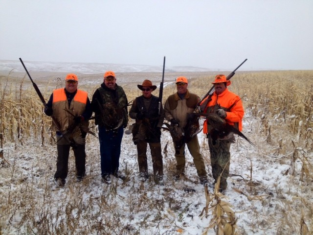 Extreme Pheasant Outfitters Llc: 6 person Executive Hunt