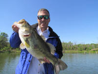 Lake Fork Guide Tony Clark: Guided Fishing Trip