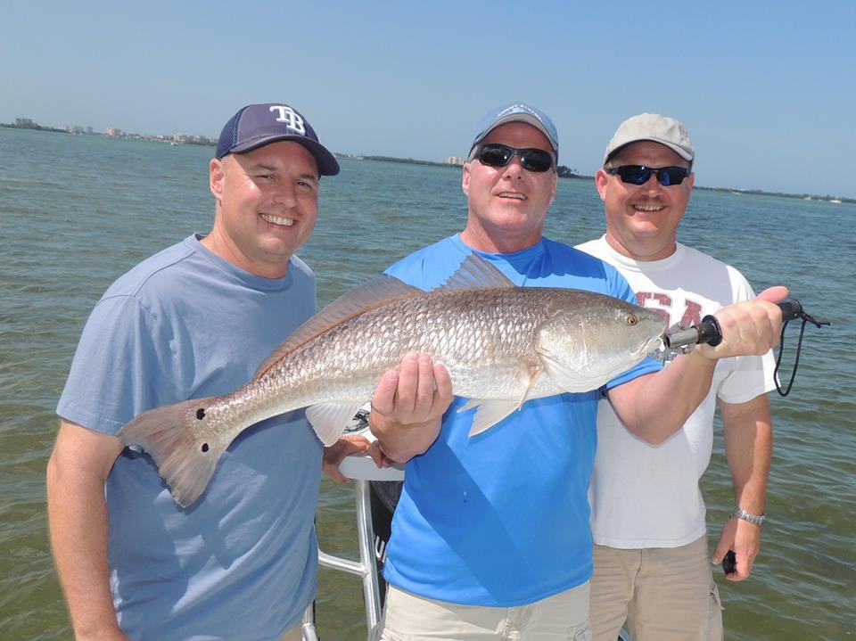 Reel Florida Adventures Fishing Charters: 3/4 Day Fishing Trip