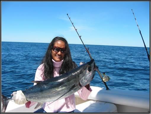 Chartle Charters: Albacore Tuna Trips