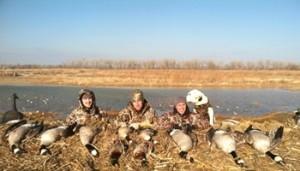 Pheasant Bonanza Hunt Club: Waterfowl Hunt