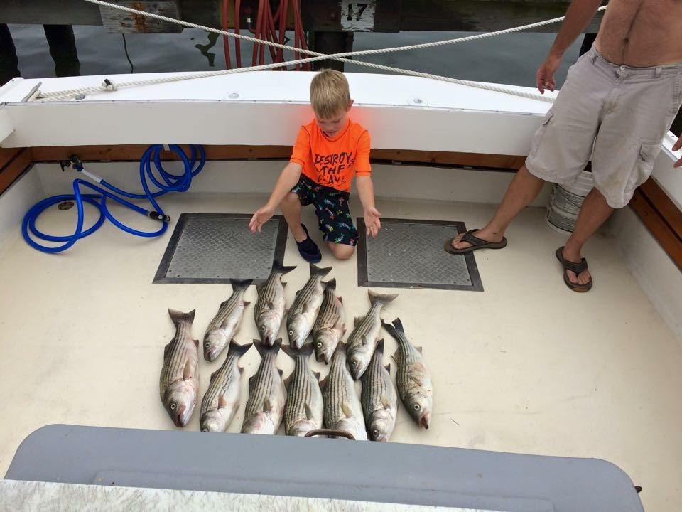 Elligail Charters: Full and 1/2 day fishing