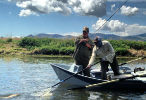 Missoula On The Fly: Guided Fly Fishing Trip