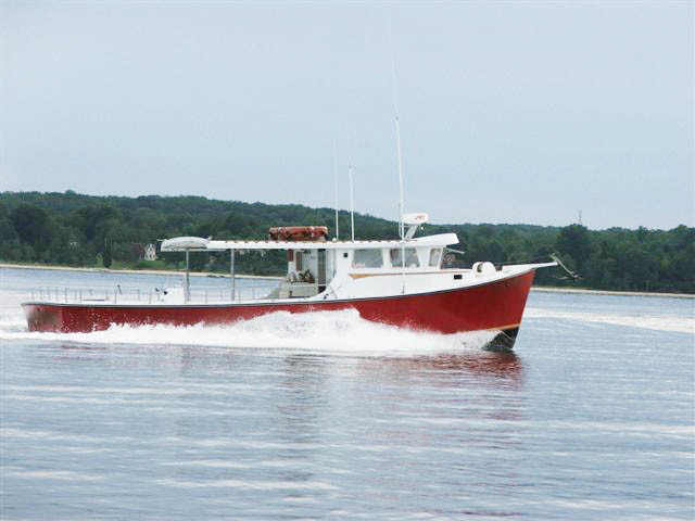 Bunky's Charter Boat's: Red Osprey