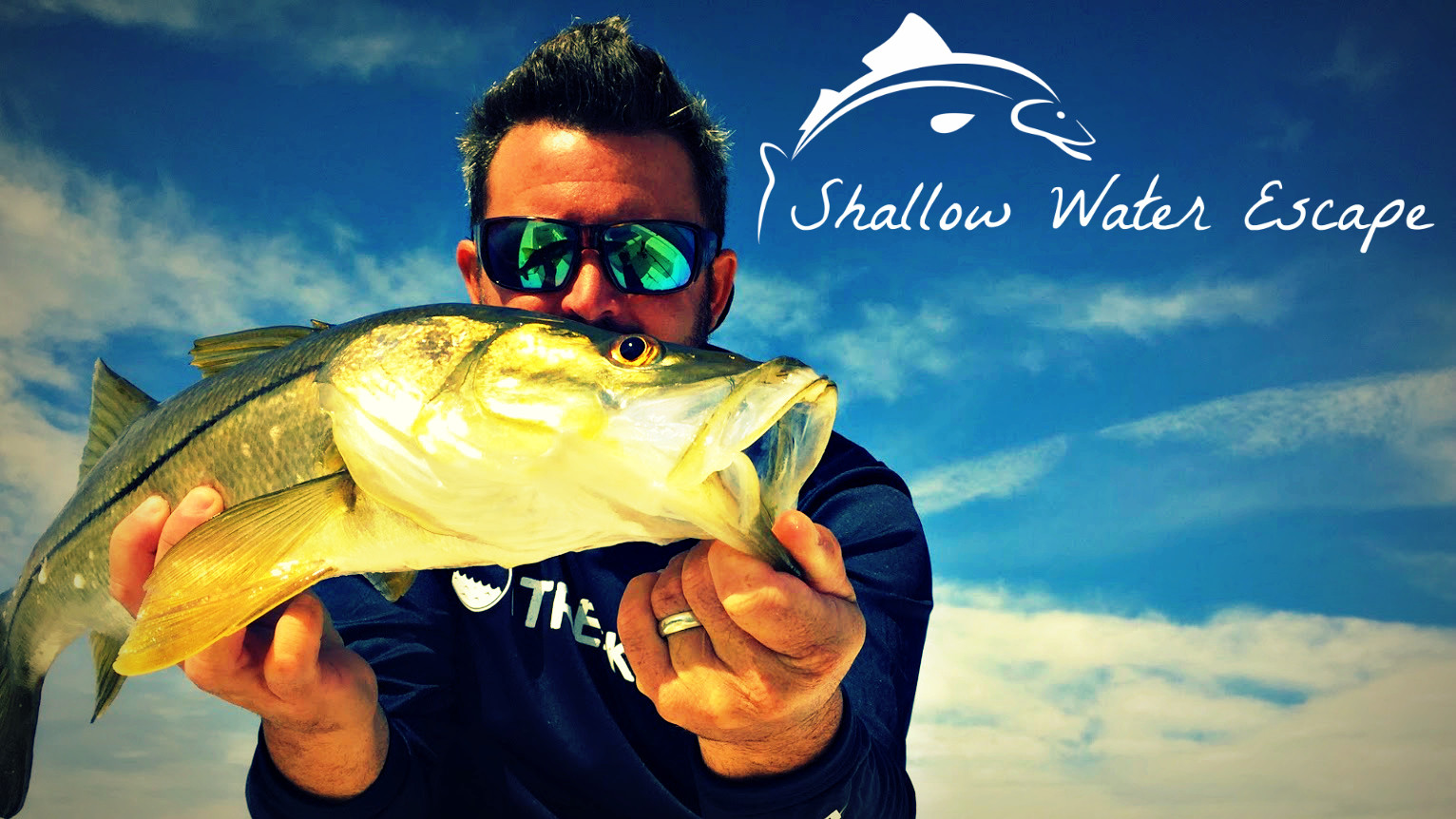 Shallow Water Escape: Full Day Inshore Fishing