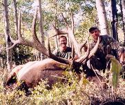 Record Book Guides And Outfitter: Elk Hunt