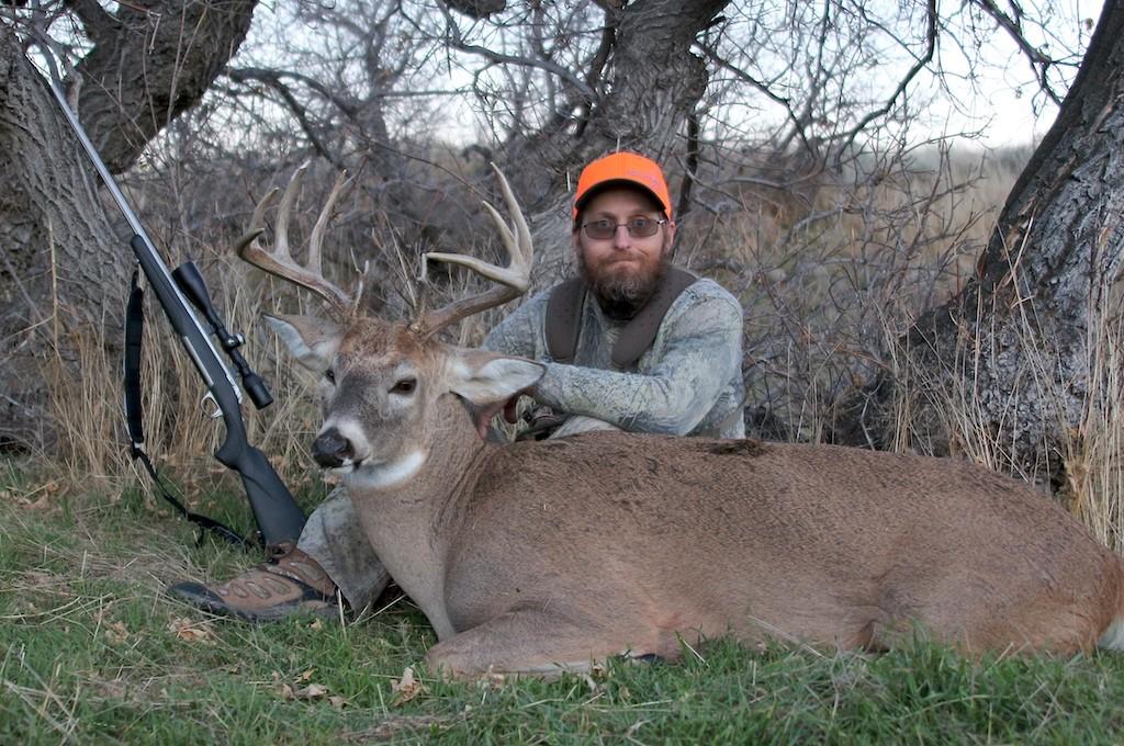 Cross C Ranch: Trophy Whitetail Hunts