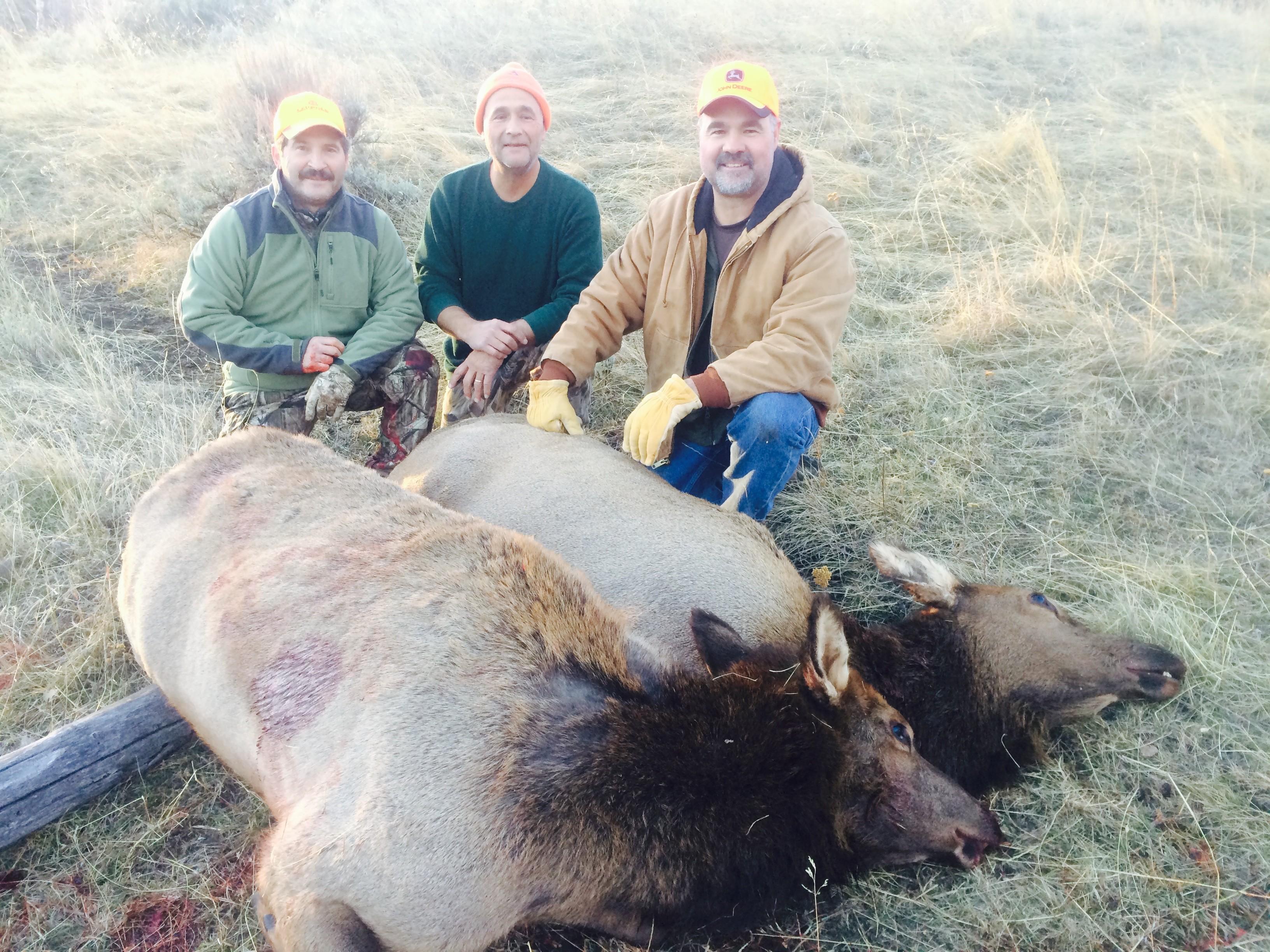 Wood River Ranch: Moose Hunt