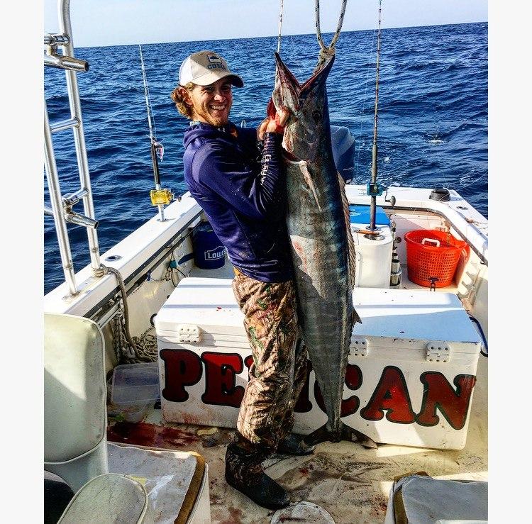 Reelin Pelican Fishing: 8 Hours Offshore 5 Passagers