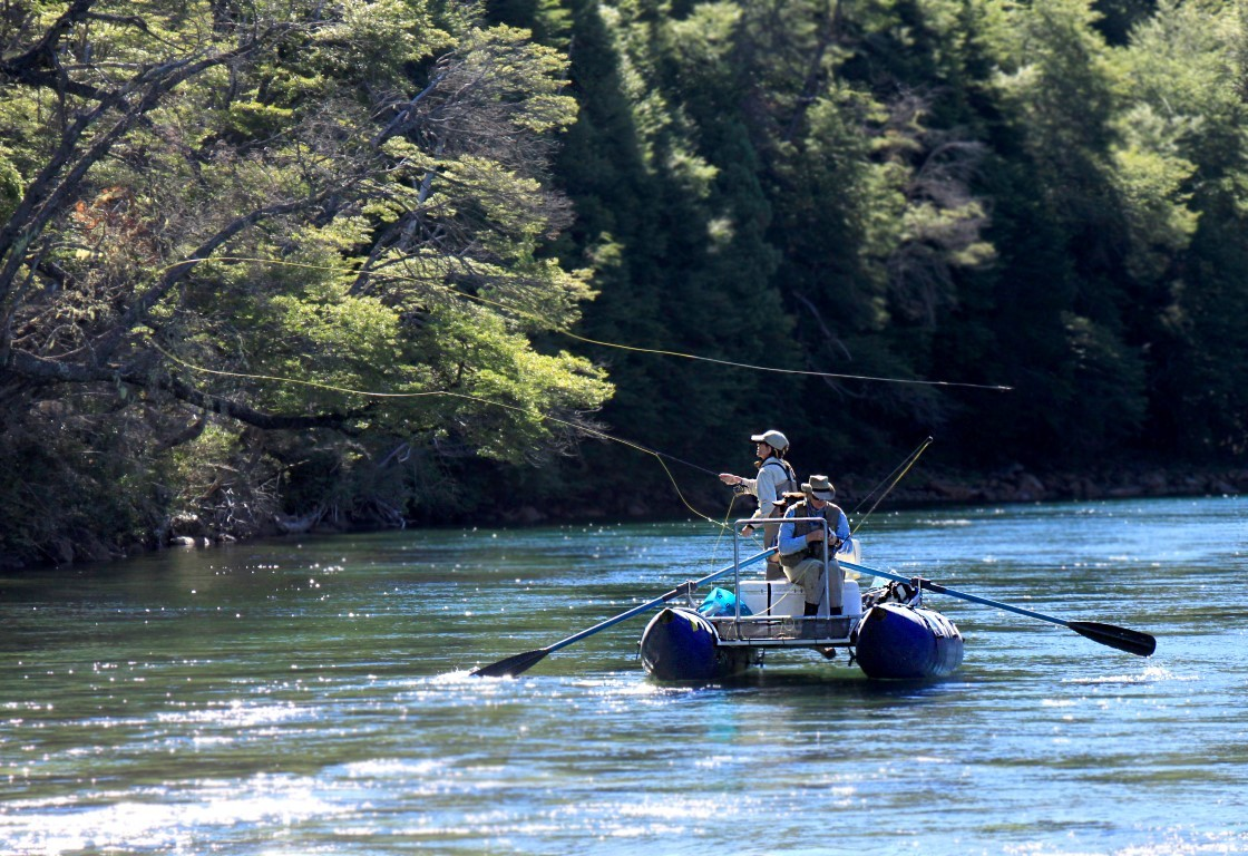 The Outdoor Vibe: Dorado Fishing in Argentina