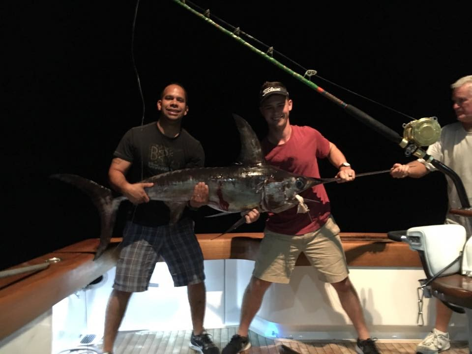 Stuart Big Game Fishing: Swordfish Trips