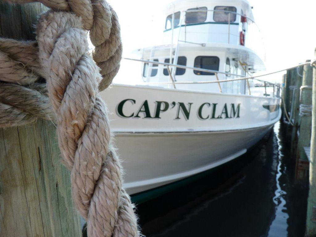 Miss Hatteras Head Boats: 1/2 Day Fishing inshore Hatteras