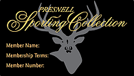 Presnell Sporting Collection: Legacy Membership