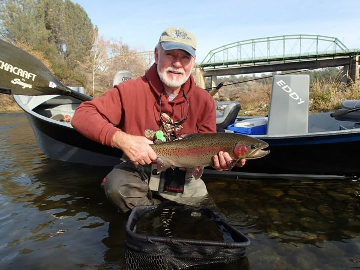 Nor Cal Fly Guides: Half Day 4hr Guided Drift Boat Trip