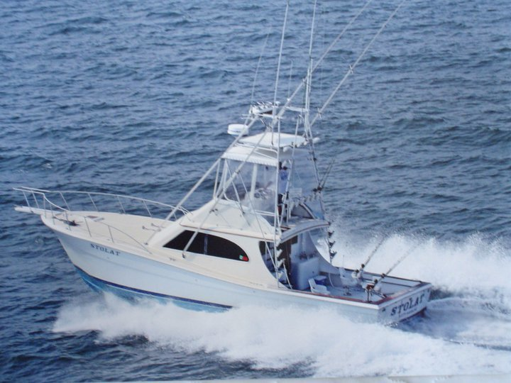 Stolat Fishing Charters: WINTER OCEAN STRIPED BASS