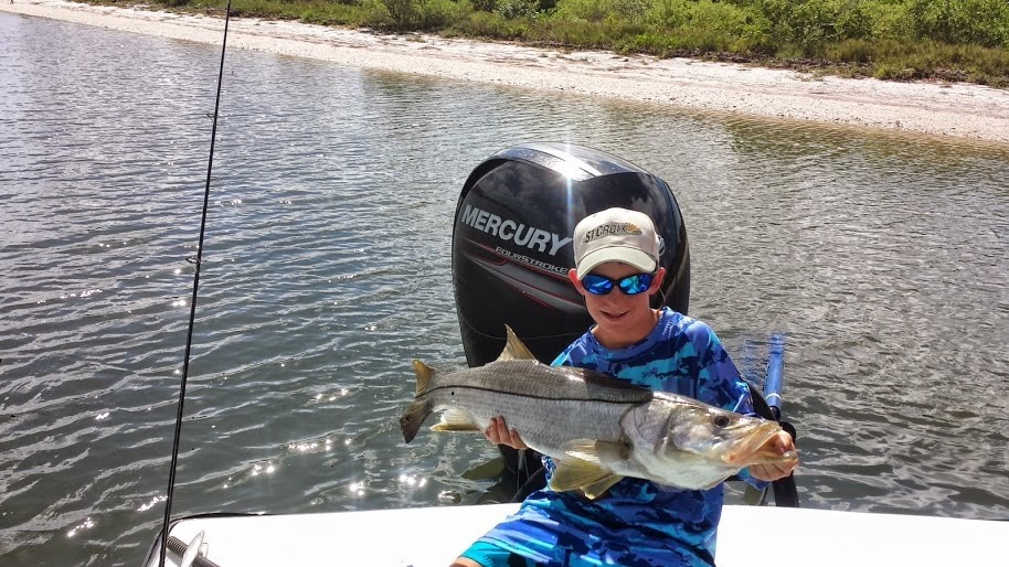 Tampa Fishing Charters Light Tackle Adventures: Fun Family Fishing