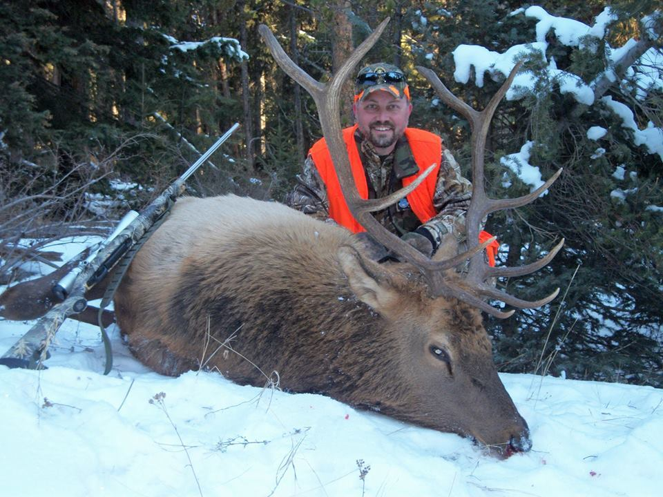 Stockton Outfitters: GENERAL RIFLE (Elk /Deer combo)