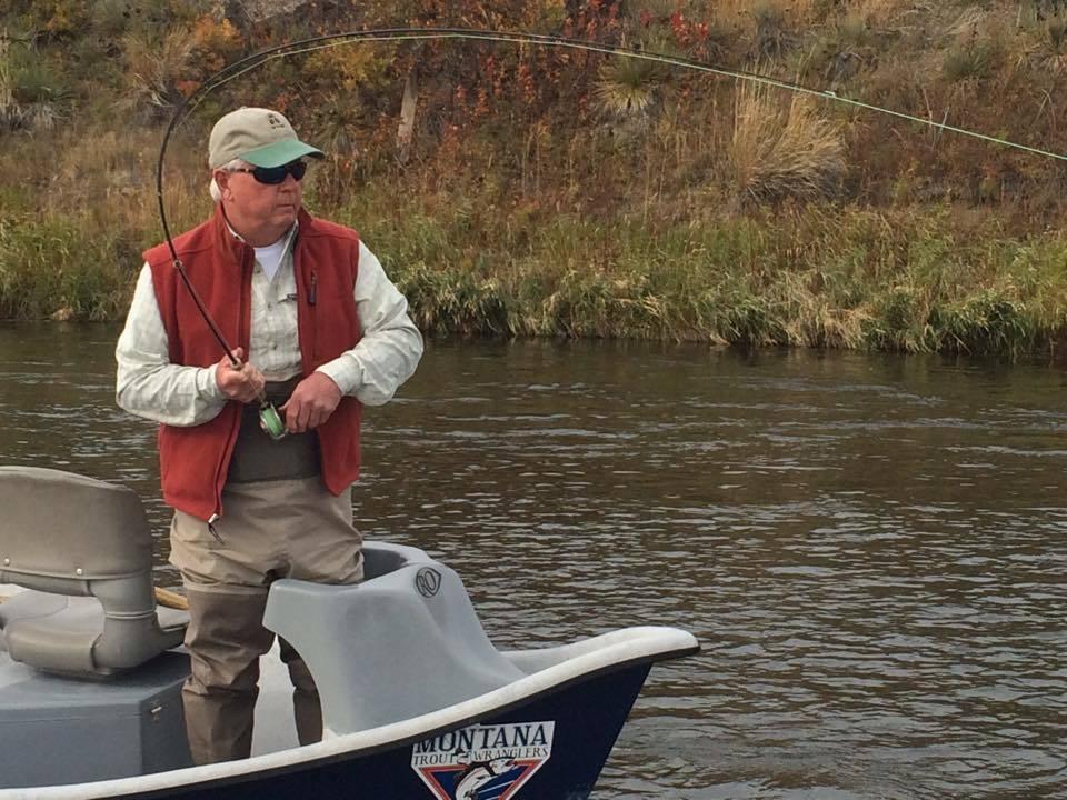 Montana Troutwranglers: Full Day Float