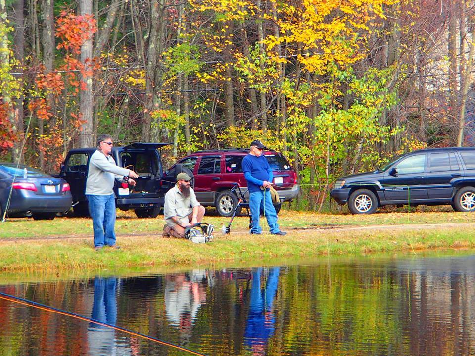 New England's Guide Service Llc.: Lesson