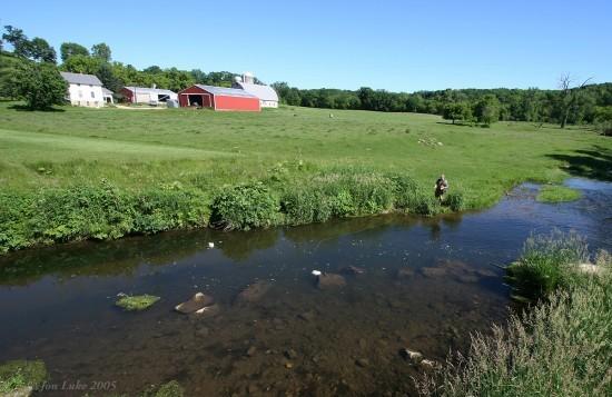 Wildwood Float Trips: Spring Creek Trout Fishing