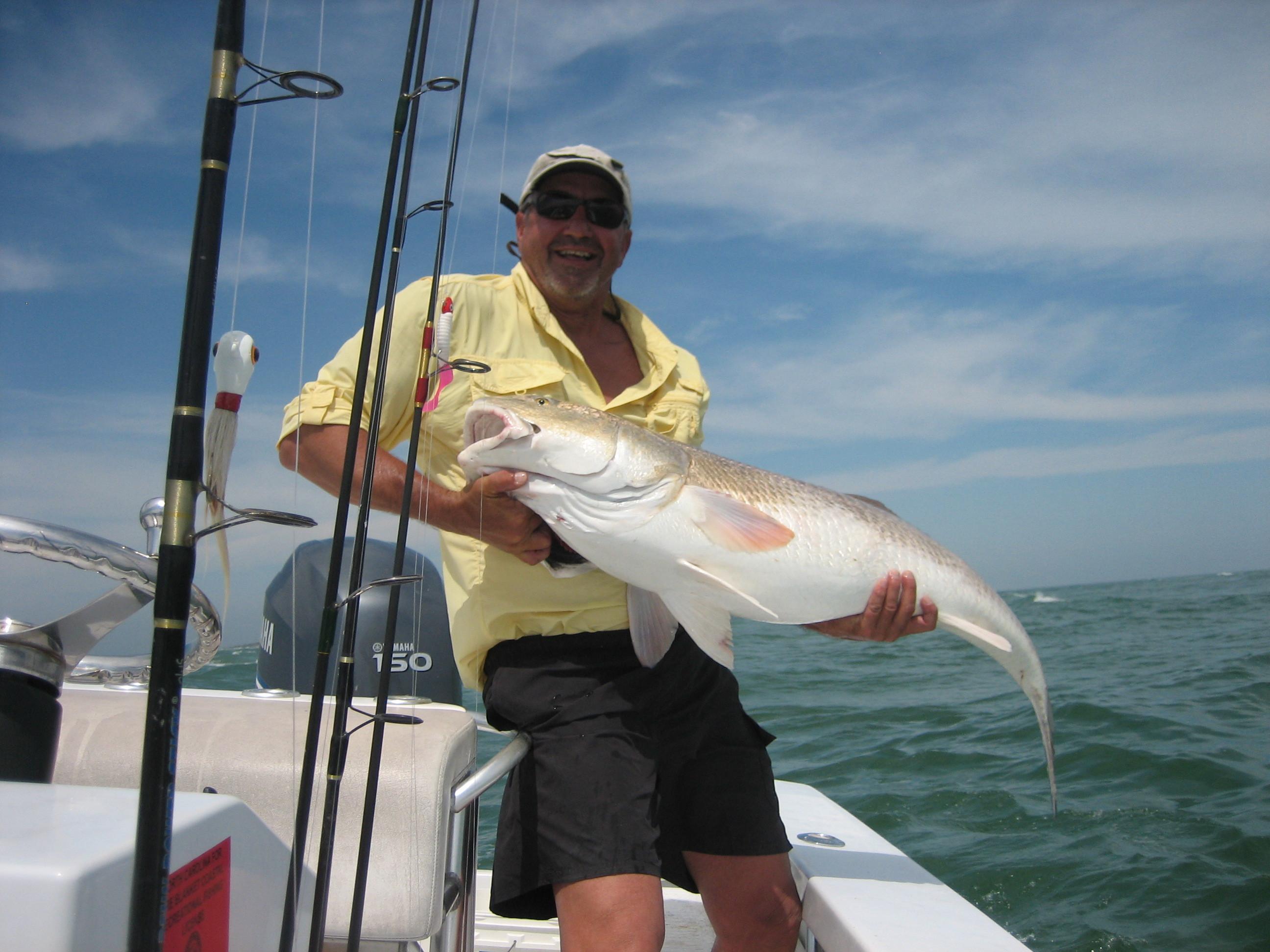 Ken Dempsey Guide Service: Fishing