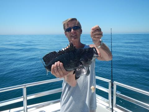 Cape Queen Charters: 1/2 Day Fishing Trip
