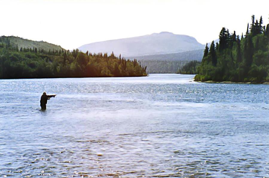 Mountain Monarchs Of Alaska: Arctic Fishing Adventure