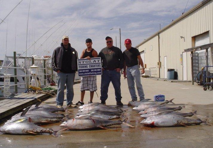 Stolat Fishing Charters: Inshore Fishing Trip