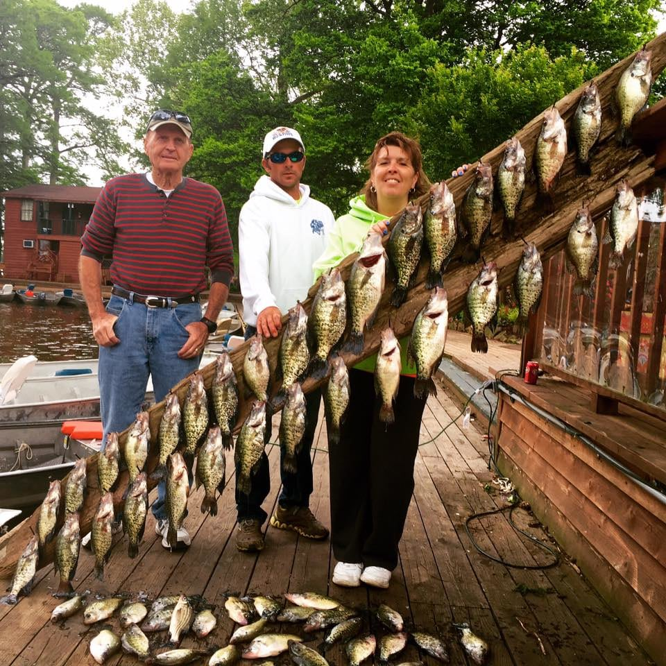 Blue Bank Resort: Summer Fishing Packages
