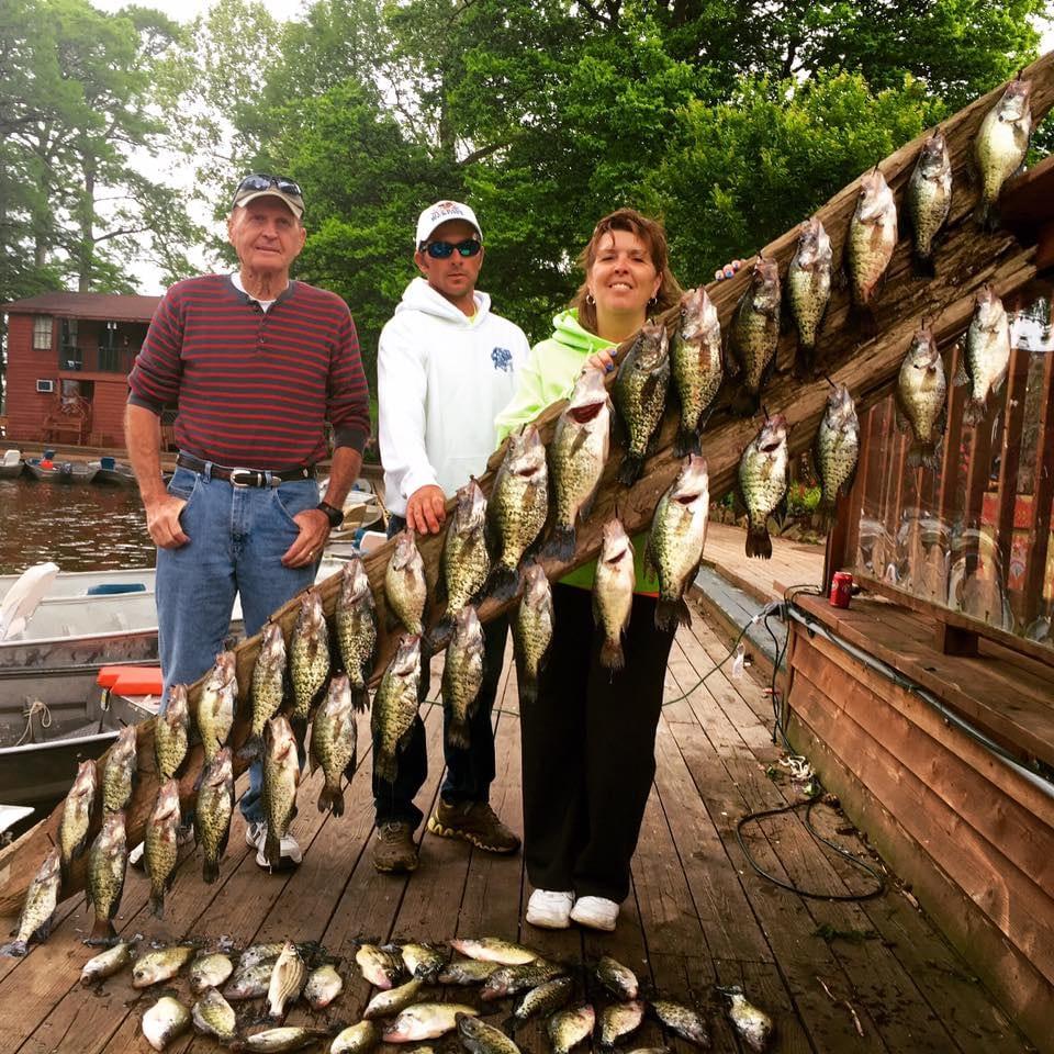 Blue Bank Resort: Summer Fishing Packages