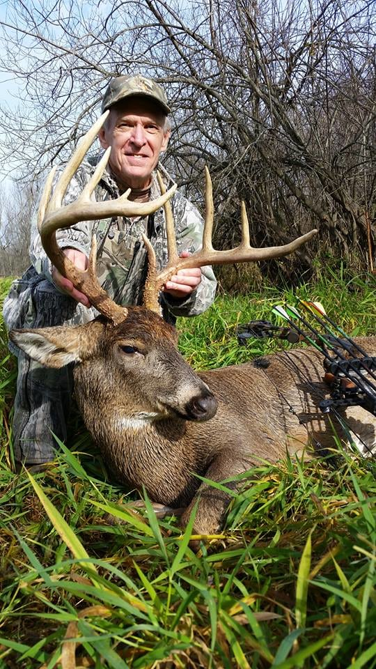High Tines Outfitters: Whitetail Archery Hunt