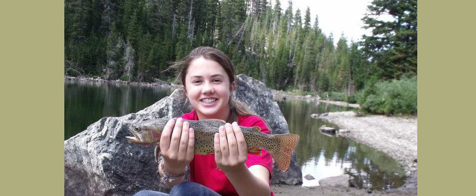 Cache Creek Outfitters: Yellowstone Park - Fishing