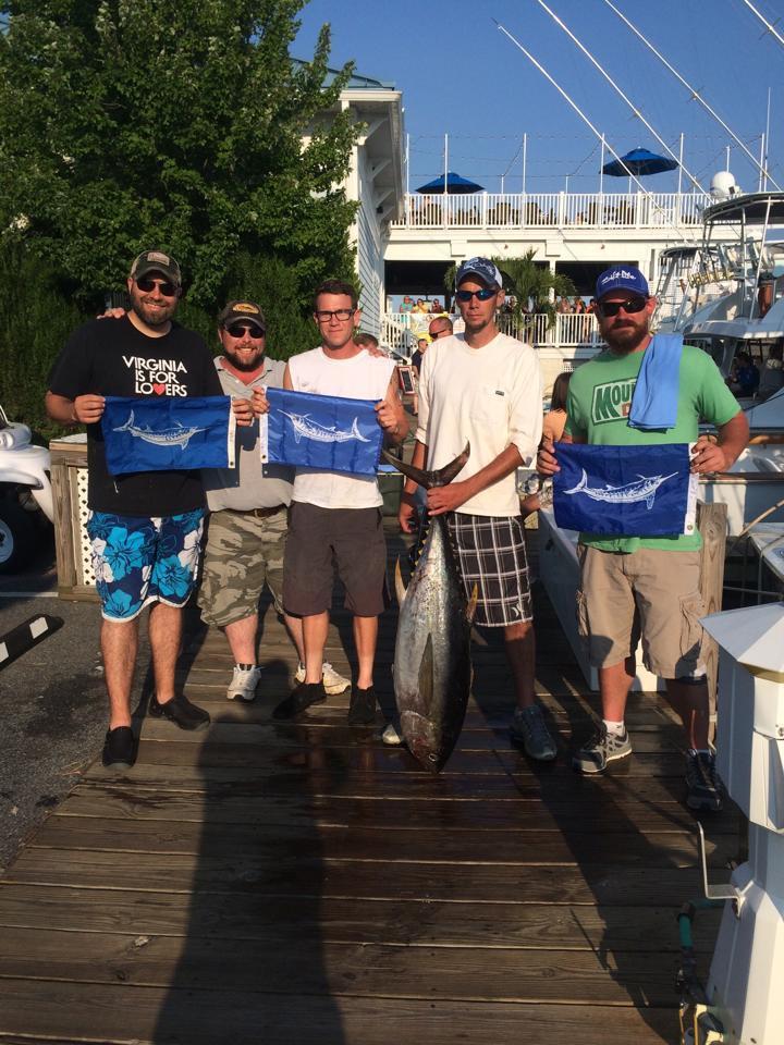 Game Over Charters: Tuna & Marlin Trip