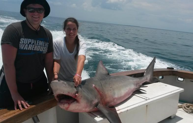 Lethal Weapon Charters: Example 3/4 Day Fishing Trip