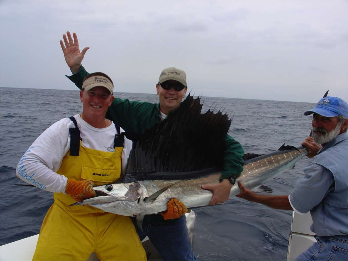 First Step Fishing Excursions: Offshore Full Day
