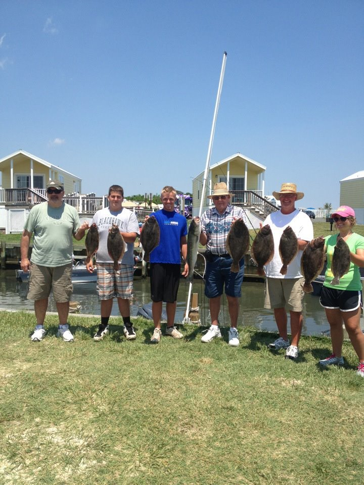 Ocean City Guide Service: Inshore Fishing