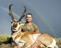 Loco Mountain Outfitters: Pronghorn Hunts