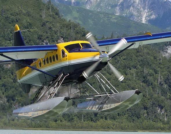 Mark Glassmaker Fishing Alaska: Remote Fly Out Fishing