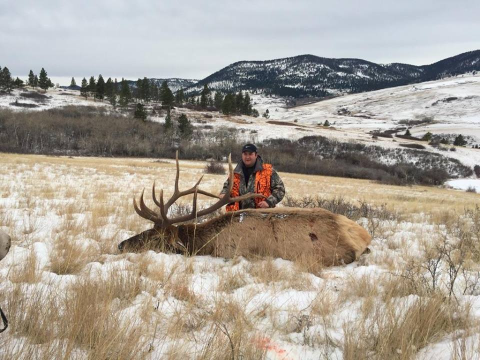 Gods Country Outfitters: ELK & DEER COMBO HUNT