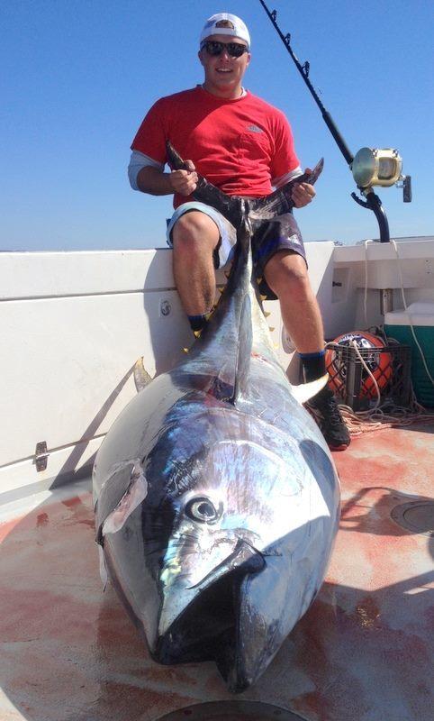 Northeast Sportfishing: Bluefin Tuna
